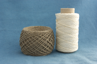 thick linen thread, 100 m