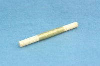 real gold thread, 10 m
